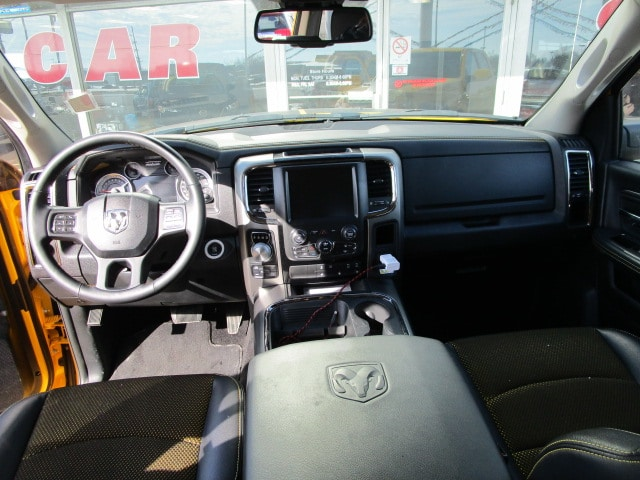 2016 Ram 1500 Crew Cab 4x4, Pickup #9803 - photo 15