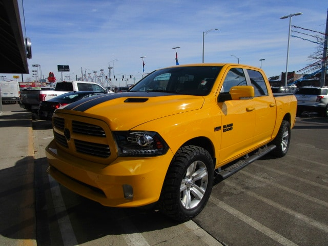 2016 Ram 1500 Crew Cab 4x4, Pickup #9803 - photo 3