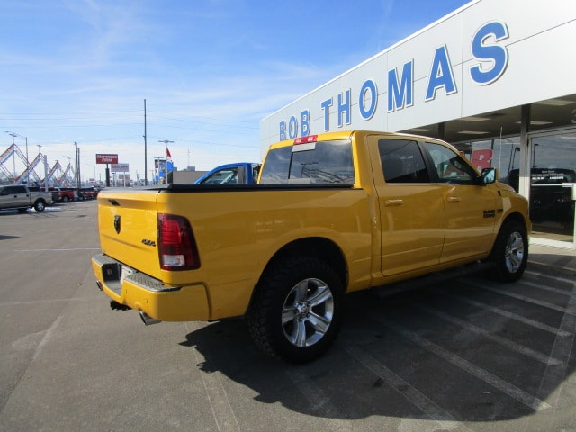 2016 Ram 1500 Crew Cab 4x4, Pickup #9803 - photo 2