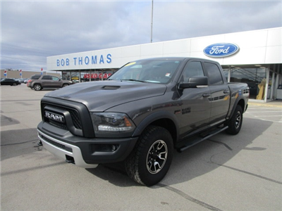 2015 Ram 1500 Crew Cab 4x4, Pickup #9804 - photo 3