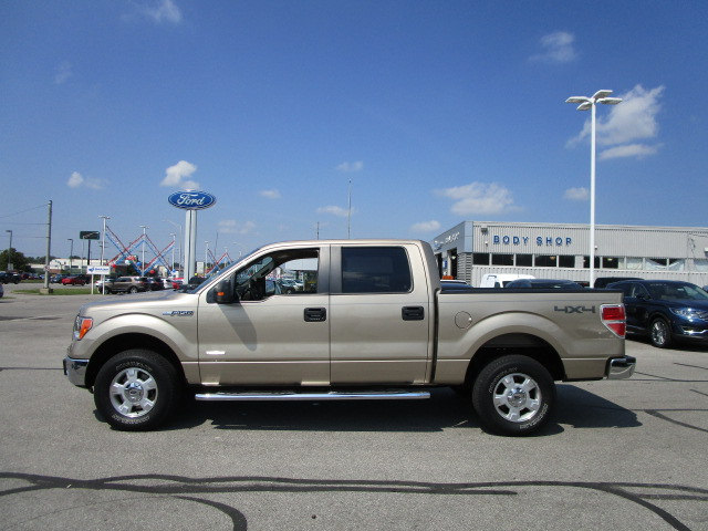 2014 F-150 Super Cab 4x4 Pickup #CP5187 - photo 19