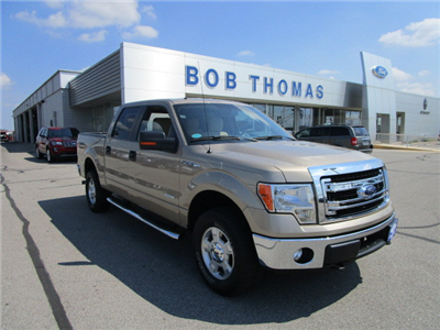 2014 F-150 Super Cab 4x4 Pickup #CP5187 - photo 1