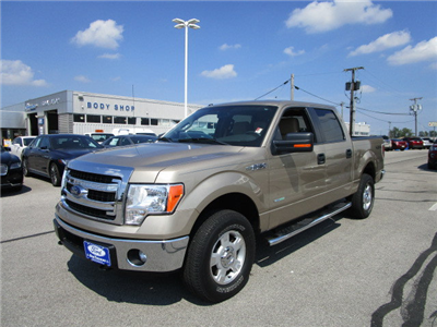 2014 F-150 Super Cab 4x4 Pickup #CP5187 - photo 3