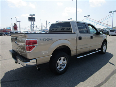 2014 F-150 Super Cab 4x4 Pickup #CP5187 - photo 2