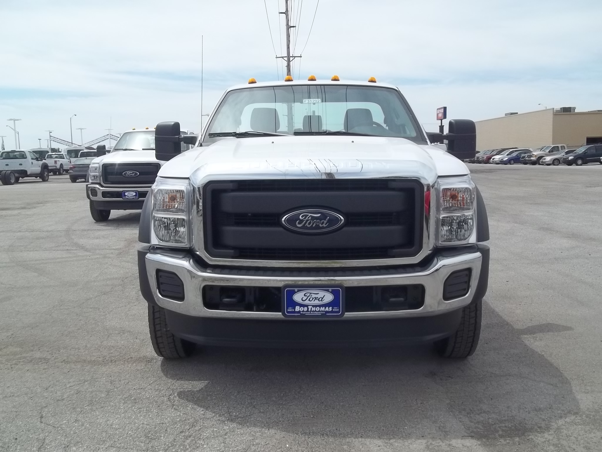 2016 F-550 Regular Cab DRW, Cab Chassis #F31292 - photo 19