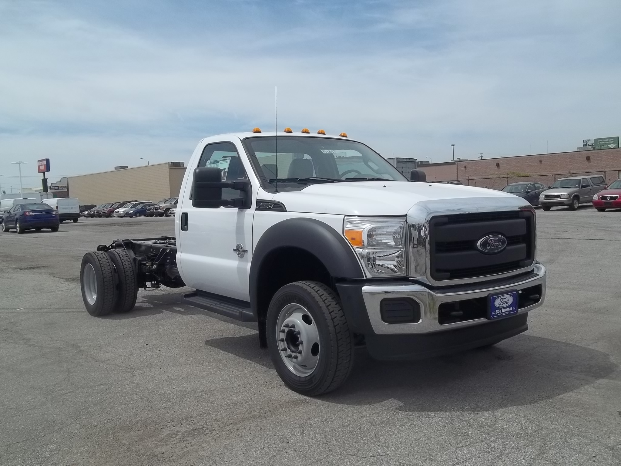 2016 F-550 Regular Cab DRW, Cab Chassis #F31292 - photo 21