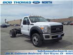 2016 F-550 Regular Cab DRW, Cab Chassis #F31292 - photo 1