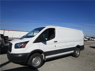 2017 Transit 150 Low Roof,  Empty Cargo Van #F31369 - photo 3