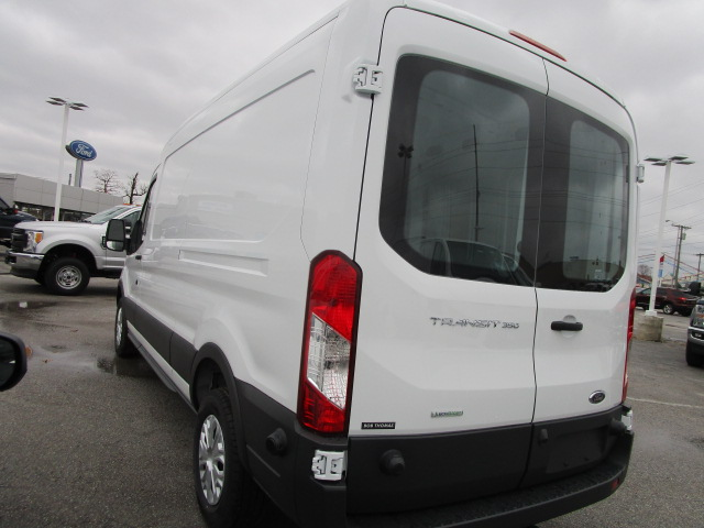 2017 Transit 350 Medium Roof, Cargo Van #F31377 - photo 4