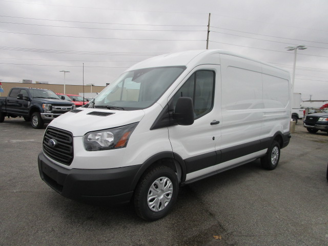 2017 Transit 350 Medium Roof, Cargo Van #F31377 - photo 3