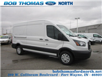 2017 Transit 350 Medium Roof, Cargo Van #F31377 - photo 1