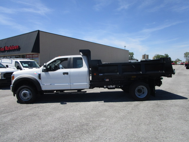 2017 F-450 Super Cab DRW 4x4, Imperial Dump Body #F31382 - photo 20
