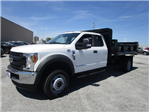 2017 F-450 Super Cab DRW 4x4, Imperial Dump Body #F31382 - photo 1
