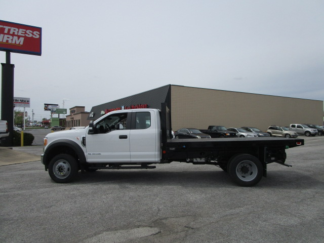 2017 F-450 Super Cab DRW 4x4, Knapheide Platform Body #F31397 - photo 20