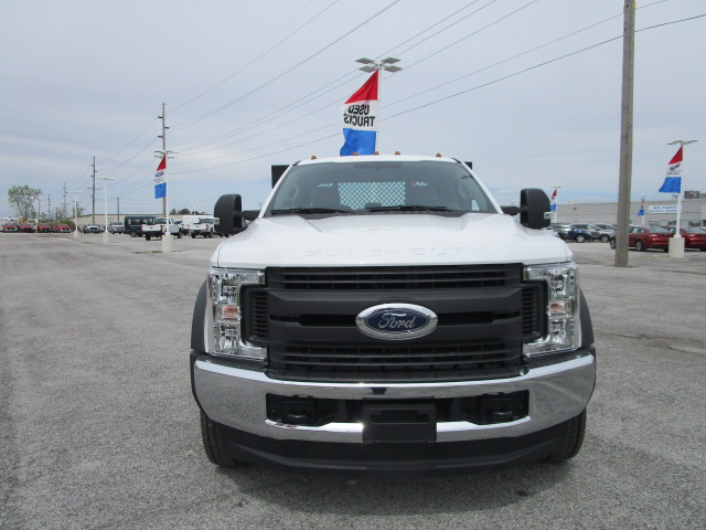 2017 F-450 Super Cab DRW 4x4, Knapheide Platform Body #F31397 - photo 21