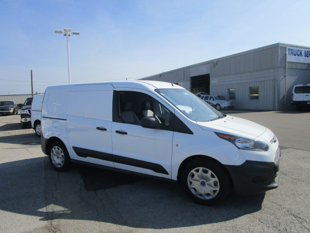 2017 Transit Connect, Cargo Van #F31425 - photo 4