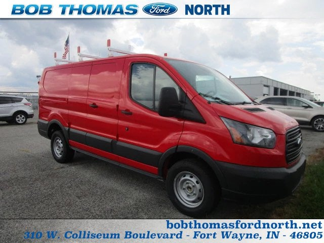 2017 Transit 250 Low Roof 4x2,  Weather Guard Upfitted Cargo Van #F31440 - photo 1
