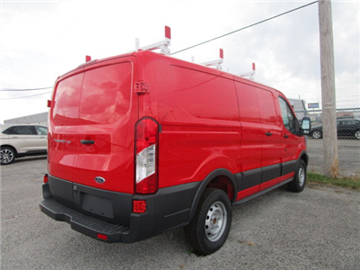 2017 Transit 250 Low Roof 4x2,  Weather Guard Upfitted Cargo Van #F31440 - photo 2