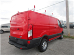 2017 Transit 250 Low Roof,  Weather Guard Upfitted Cargo Van #F31440 - photo 1