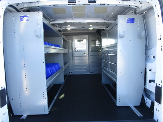 2018 Transit 250 Low Roof,  Adrian Steel Upfitted Cargo Van #F31472 - photo 2