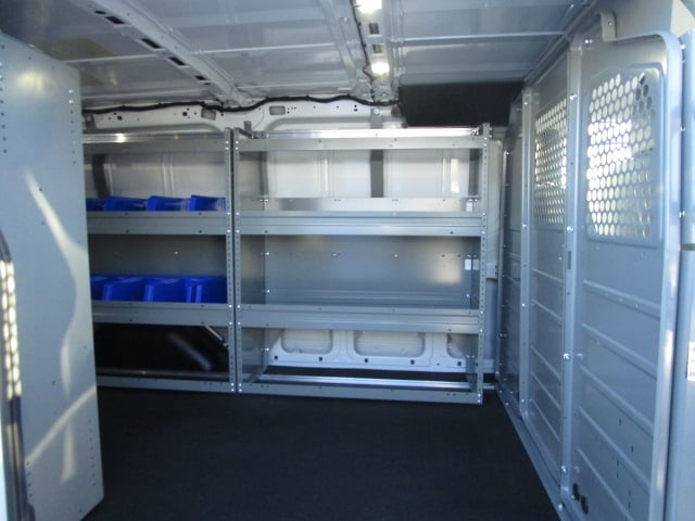 2018 Transit 250 Low Roof,  Adrian Steel Upfitted Cargo Van #F31472 - photo 13