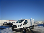 2018 Transit 250 Low Roof,  Adrian Steel Upfitted Cargo Van #F31472 - photo 4