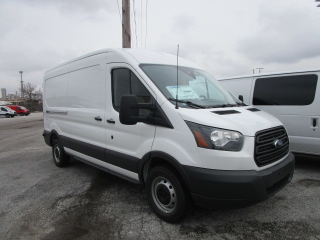 2018 Transit 250 Med Roof, Cargo Van #F31501 - photo 3