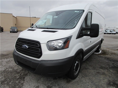 2018 Transit 250 Med Roof, Cargo Van #F31501 - photo 4