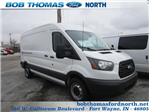 2018 Transit 250 Med Roof, Cargo Van #F31501 - photo 1