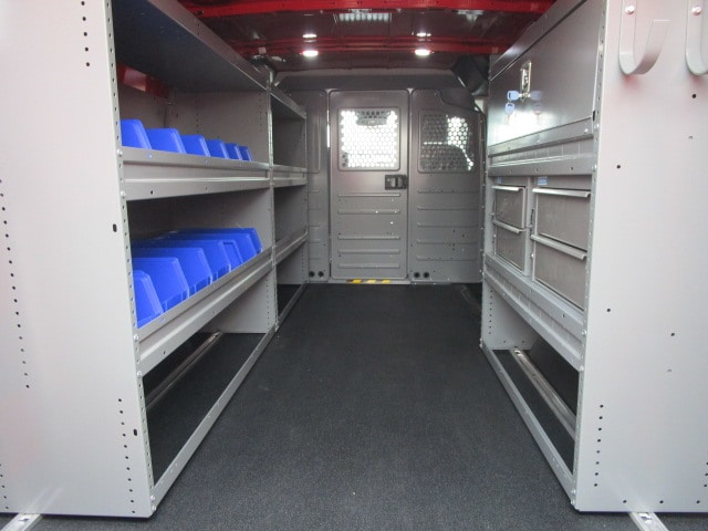 2018 Transit 250 Low Roof 4x2,  Adrian Steel Upfitted Cargo Van #F31524 - photo 2