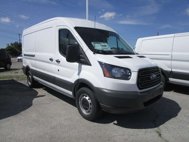 2018 Transit 250 Med Roof 4x2,  Empty Cargo Van #F31527 - photo 5