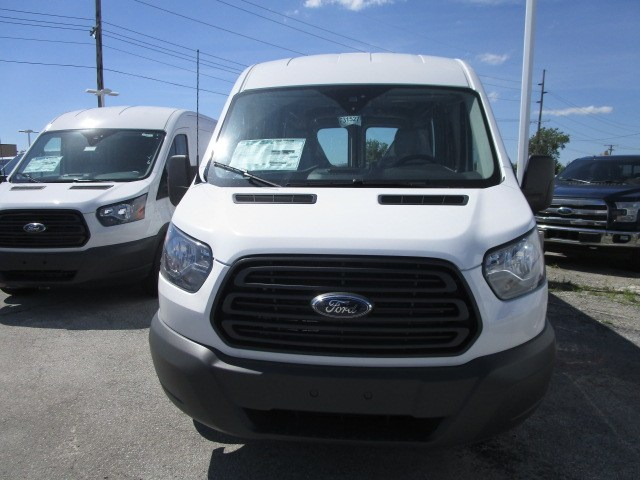 2018 Transit 250 Med Roof 4x2,  Empty Cargo Van #F31527 - photo 15