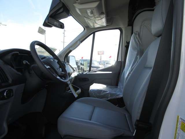 2018 Transit 250 Med Roof 4x2,  Empty Cargo Van #F31527 - photo 7