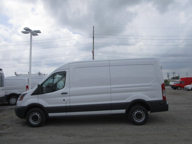 2018 Transit 250 Med Roof 4x2,  Empty Cargo Van #F31543 - photo 16