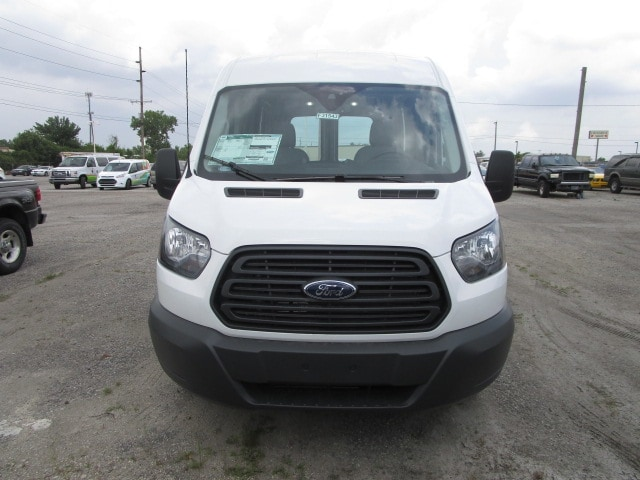 2018 Transit 250 Med Roof 4x2,  Empty Cargo Van #F31543 - photo 17