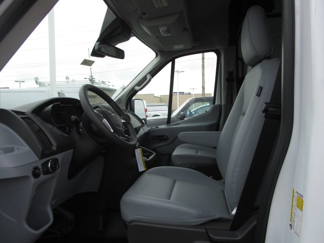2018 Transit 250 Med Roof 4x2,  Empty Cargo Van #F31543 - photo 6