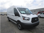 2018 Transit 250 Med Roof 4x2,  Empty Cargo Van #F31543 - photo 4