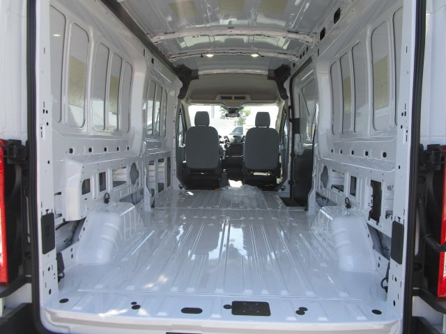 2018 Transit 250 Med Roof 4x2,  Empty Cargo Van #F31545 - photo 2