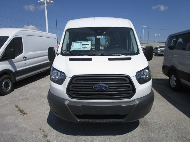 2018 Transit 250 Med Roof 4x2,  Empty Cargo Van #F31545 - photo 18