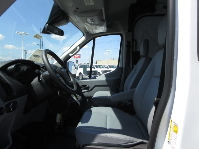 2018 Transit 250 Med Roof 4x2,  Empty Cargo Van #F31545 - photo 6
