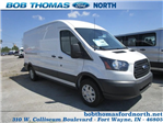 2018 Transit 250 Med Roof 4x2,  Empty Cargo Van #F31545 - photo 1