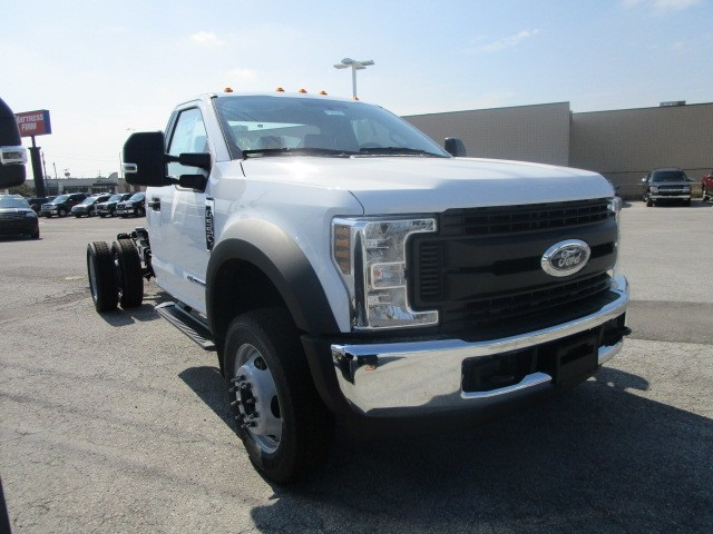 2019 F-550 Regular Cab DRW 4x2,  Cab Chassis #F31575 - photo 5