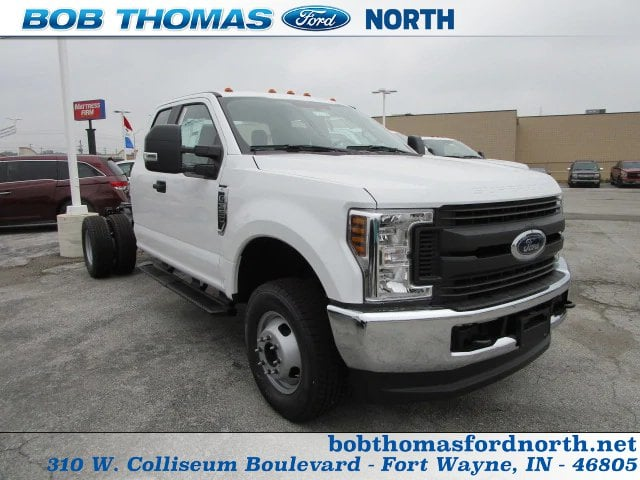 2019 F-350 Super Cab DRW 4x4,  Cab Chassis #F31576 - photo 1