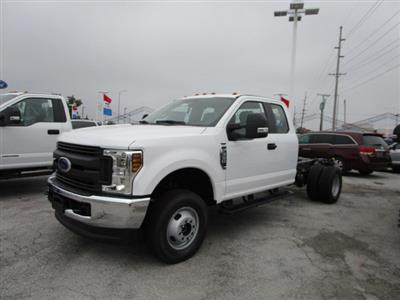 2019 F-350 Super Cab DRW 4x4,  Cab Chassis #F31576 - photo 3