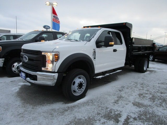 2019 F-550 Super Cab DRW 4x2,  Galion Dump Body #F31577 - photo 12