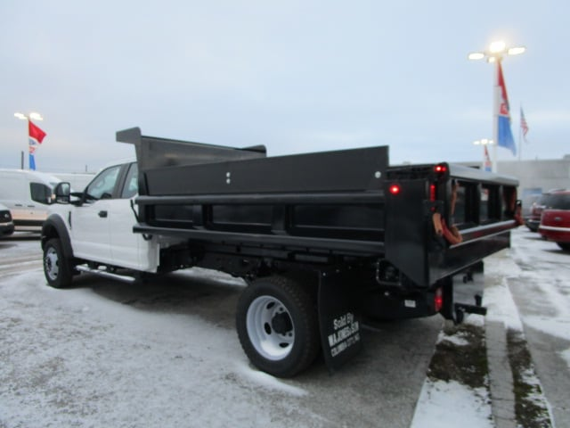 2019 F-550 Super Cab DRW 4x2,  Galion Dump Body #F31577 - photo 13