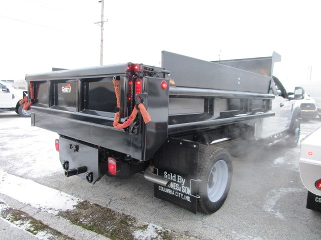 2019 F-550 Super Cab DRW 4x2,  Galion Dump Body #F31577 - photo 2