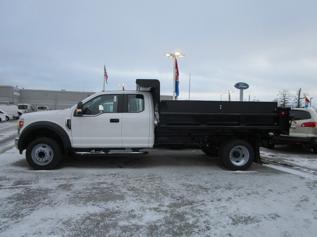 2019 F-550 Super Cab DRW 4x2,  Galion Dump Body #F31577 - photo 15