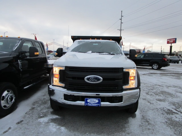 2019 F-550 Super Cab DRW 4x2,  Galion Dump Body #F31577 - photo 16