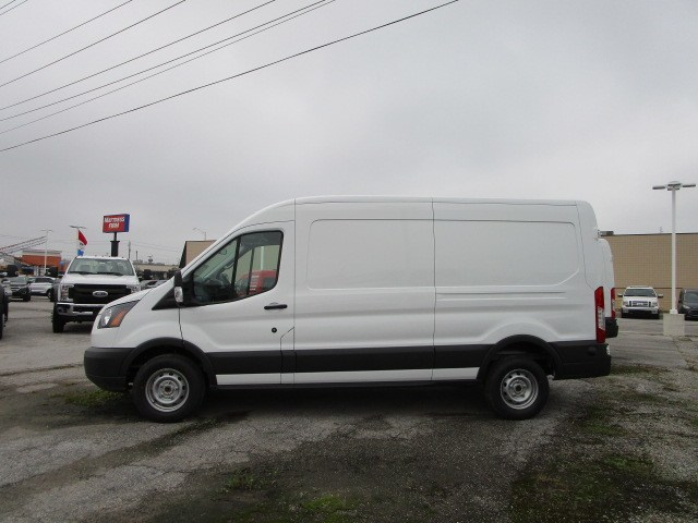2018 Transit 350 Med Roof 4x2,  Empty Cargo Van #F31578 - photo 16